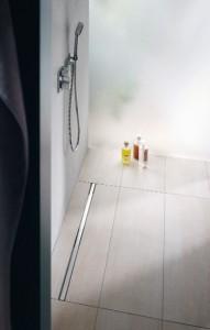 Langzeittrend: bodenebenes Badezimmer