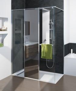 Großzügige Duschen für jedes Bad
