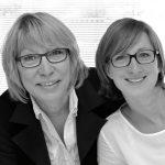 Gisela Bukoll und Katrin Pontzen