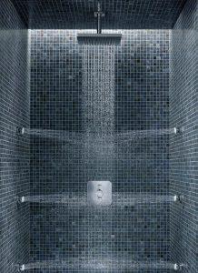 Schicker showern