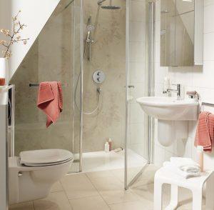 Schnell und sauber zum individuellen Bad