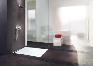 Von der Duschrinne zur Rinnendusche